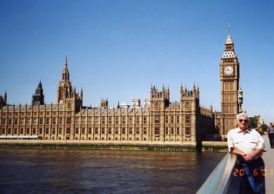 Houses of Parlament & Big Ben