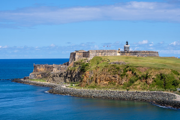 El Morro And Harbor