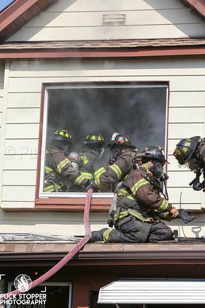 2 Alarm Dwelling Fire - 889 E 24th St, Paterson, NJ - 7/4/20