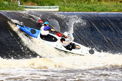 Liffey Descent 2011