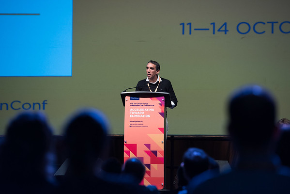 Plenary 3 - Accelerating Lung Health Over the Life Course