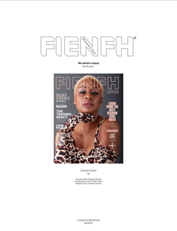 FIENFH MAGAZINE January 2021