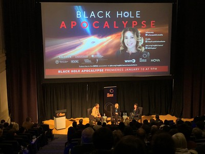 NOVA Black Hole Apocalypse Screening