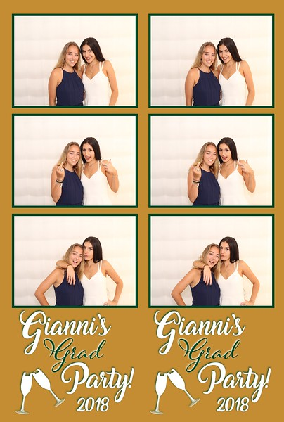 Gianni's Grad Party (06/16/18)