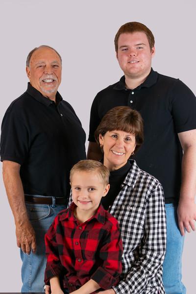 Family portraits 11-23-18
