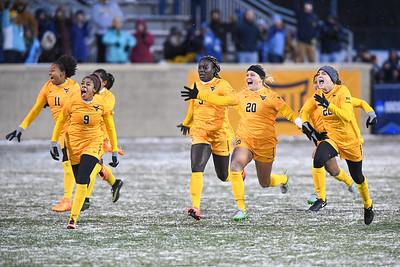 32862 Women's Soccer vs UCLA November 2016