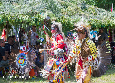 Wasauksing First Nations Pow-wow