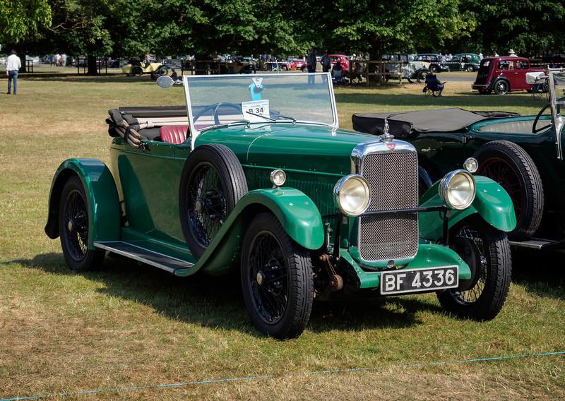 1930 Alvis Silver Eagle
