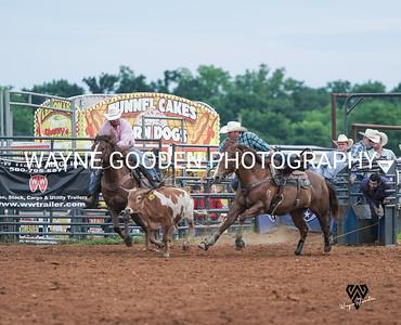 Tyler Ravenscroft  Steer Wrestling