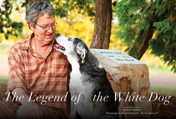 The Legend of White Dog