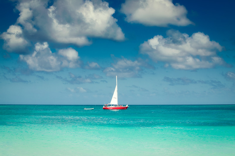 The Caribbean.