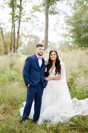 Alex & Adrianna | Cypress Pond