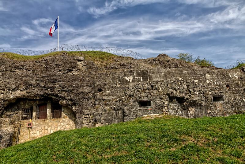 Fort Douaumont, Verdun, France