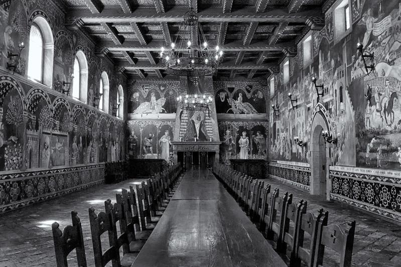 The Castello di Amorosa grand dinning room ref: 2c553247-1532-4b74-a191-dc4e88013c7e