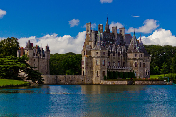 Brittany (Bretagne) France 2012