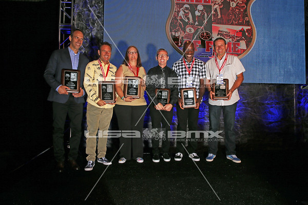 2018 National BMX Hall of Fame ceremony