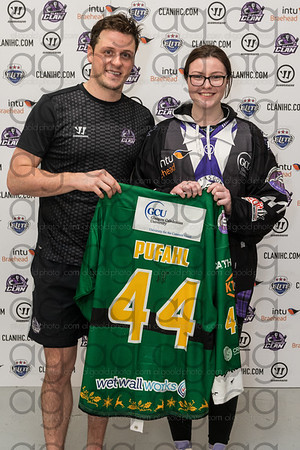 Clan 2019 Christmas Jersey Auction
