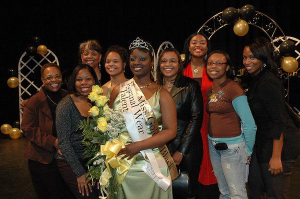 Miss Black & Gold Pageant Dec, 9 2006