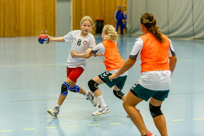 Skedsmo HK J10 mot Nannestad Blå i Tærudhallen.