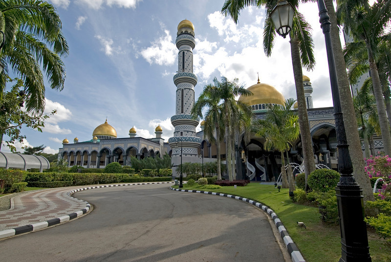 Mosque Second 4 - Brunei