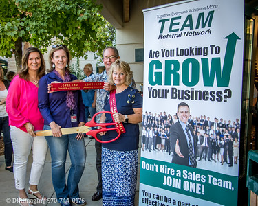 Loveland Chamber - Team Referral Network Ribbon Cutting - 09/24/2019