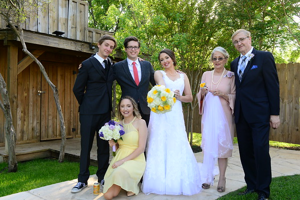 Wedding of Emily & Jeff - 3.31.2018