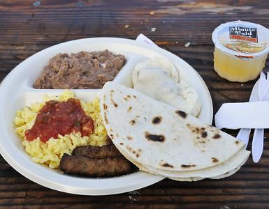 2009 King Ranch breakfast