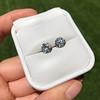 4.08ctw Old European Cut Diamond Pair, GIA I VS2, I SI1 24
