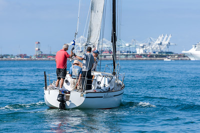 2015 Long Beach to Dana Point Race