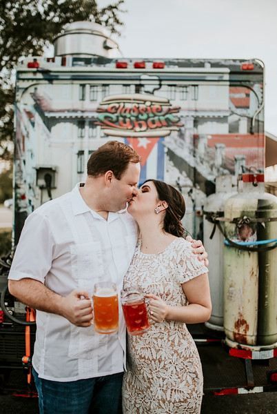 Mr. and Mrs. Lynam - Scotty's Bierworks