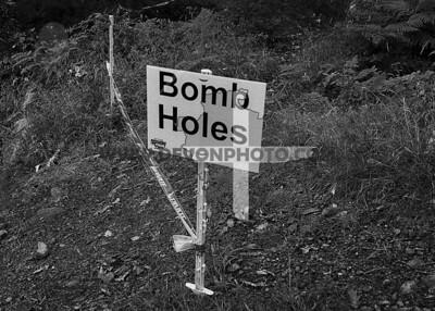 Bomb Holes
