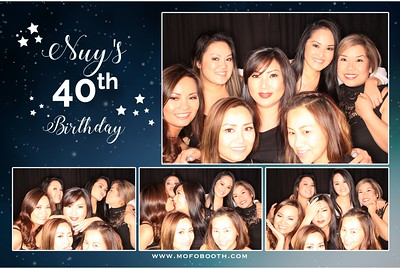 Nuy's 40th Birthday