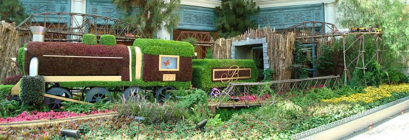 Plant Train Panoramic