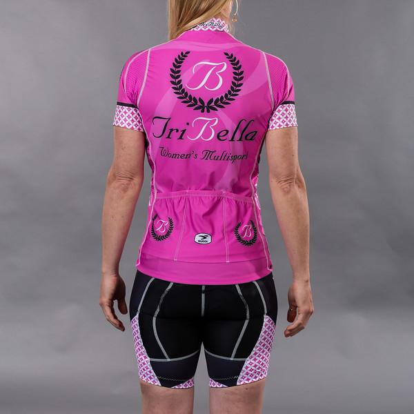 TriBellas-Sugoi-PinkAndBlackCyclingKit-Back.jpg