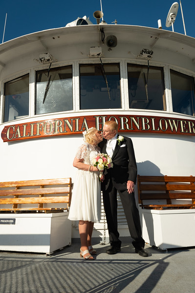 Dawn & Doug Hornblower Wedding
