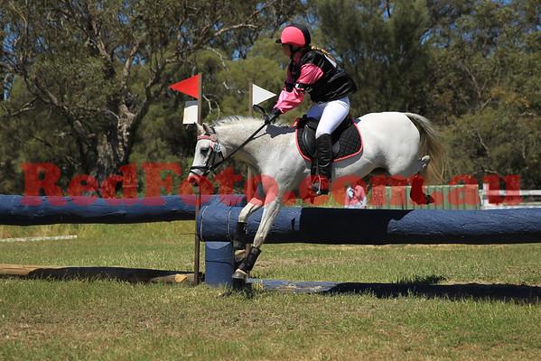 2012 10 20 Swan River Horse Trials Brookleigh CIC CrossCountry EvA80 Intro 1