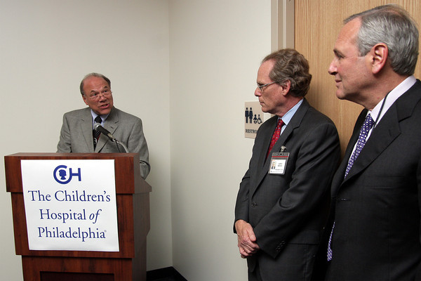 CHOP opens facility at Abington Memorial Hospital