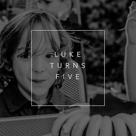 Luke Turns 5