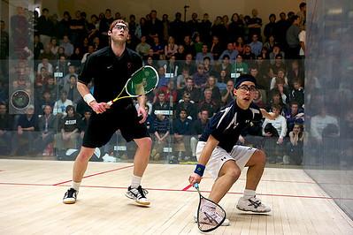 2011-02-26 Chris Callis (Princeton) and Kenneth Chan (Yale)
