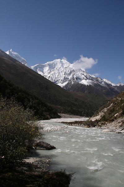Dudh Kosi River