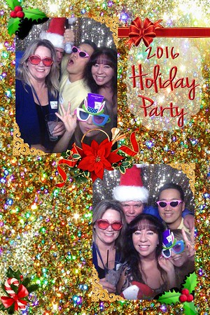Toshiba Holiday Party 2016
