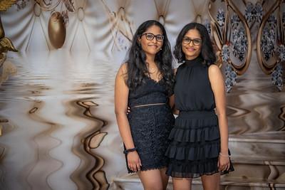 Sahithi & Mahathi  |  Graduation Party