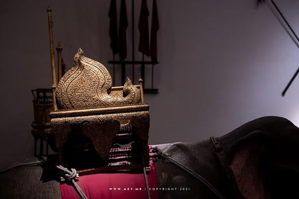 Phra Wiman - Buraphaphimuk Hall