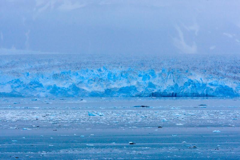 Glacier Ice in Glacier Bay