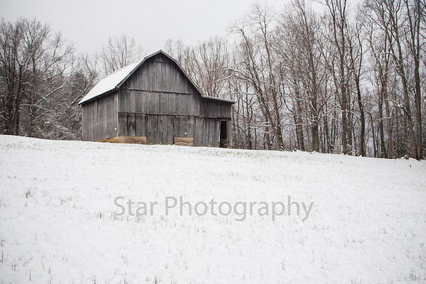 Snow Features 03-25-14