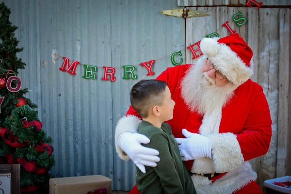 Santa suzann