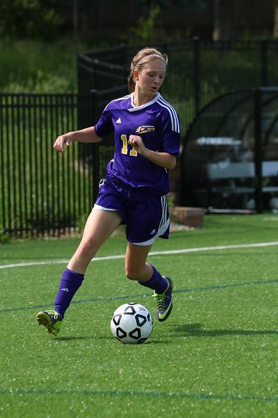 Soccer Girls Districts vs. Battle Creek Calhoun - KCHS - 5/28/15