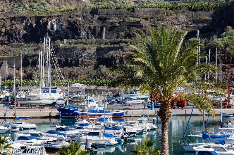 La Palma - Puerto de Tazacorte