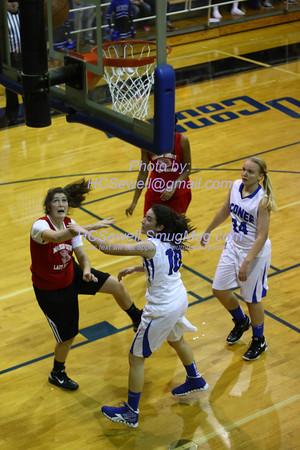 11-15 V Girls vs Madison County
