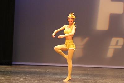 Dance 270 - Itsy Bitsy Teeny Weenie